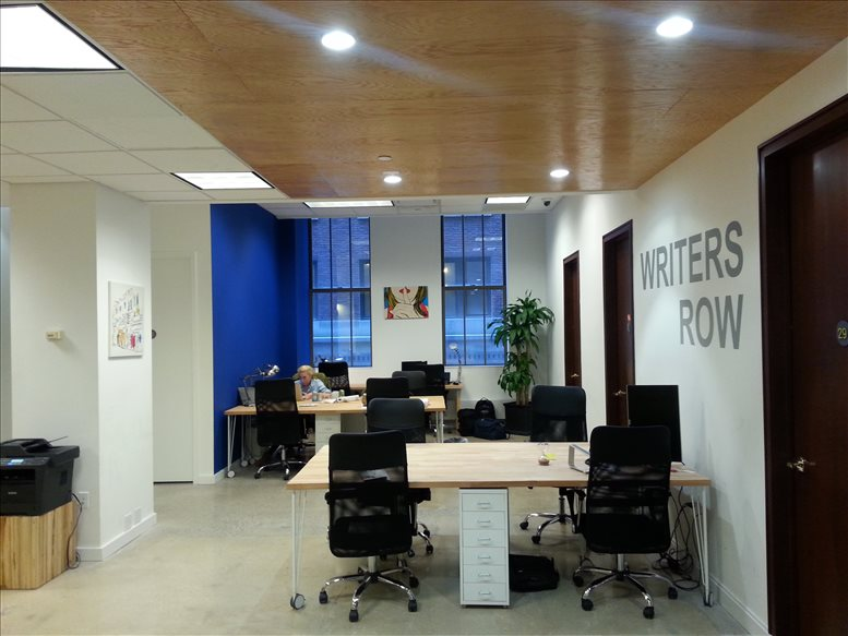 This is a photo of the office space available to rent on 48 Wall St, Financial District, Downtown