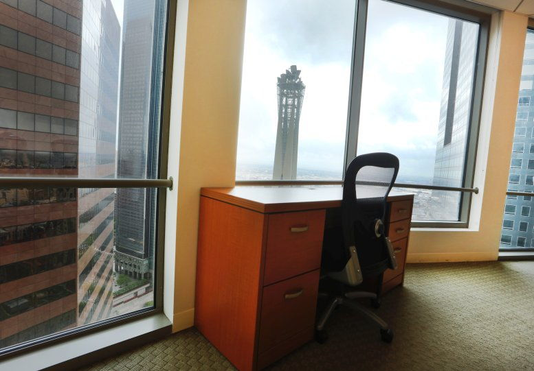 633 West Fifth Street, 28th Floor Office for Rent in Los Angeles