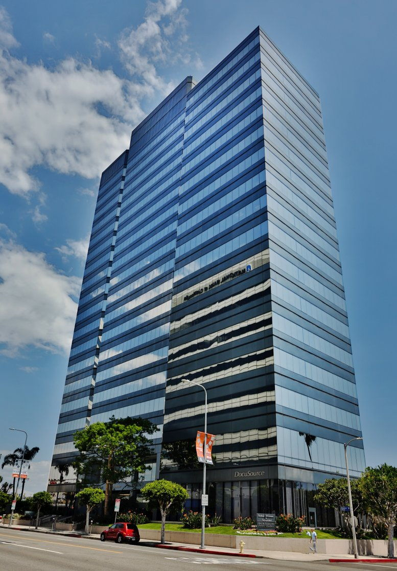 12100 Wilshire Blvd, 8th Fl Office Space - Los Angeles