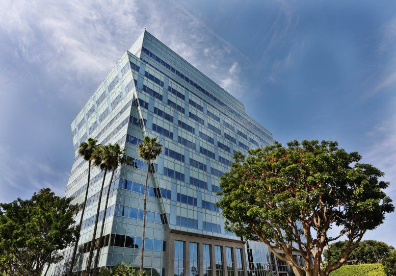 Pacific Pointe Center available for companies in Torrance