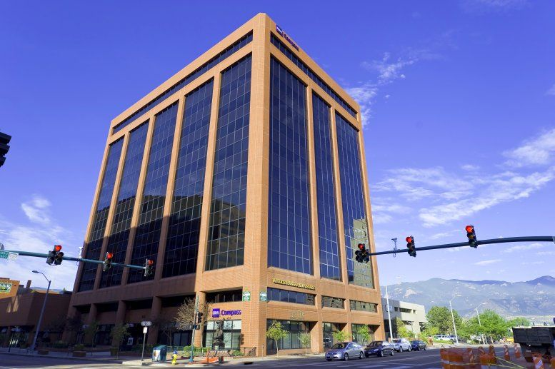 102 South Tejon Street available for companies in Colorado Springs