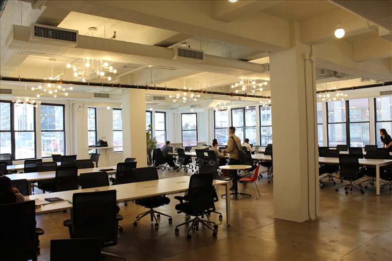 Photo of Office Space on 1216 Broadway, NoMad Manhattan