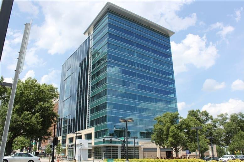 555 Fayetteville St available for companies in Raleigh