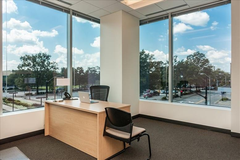 Photo of Office Space on 555 Fayetteville St, # 201 Raleigh