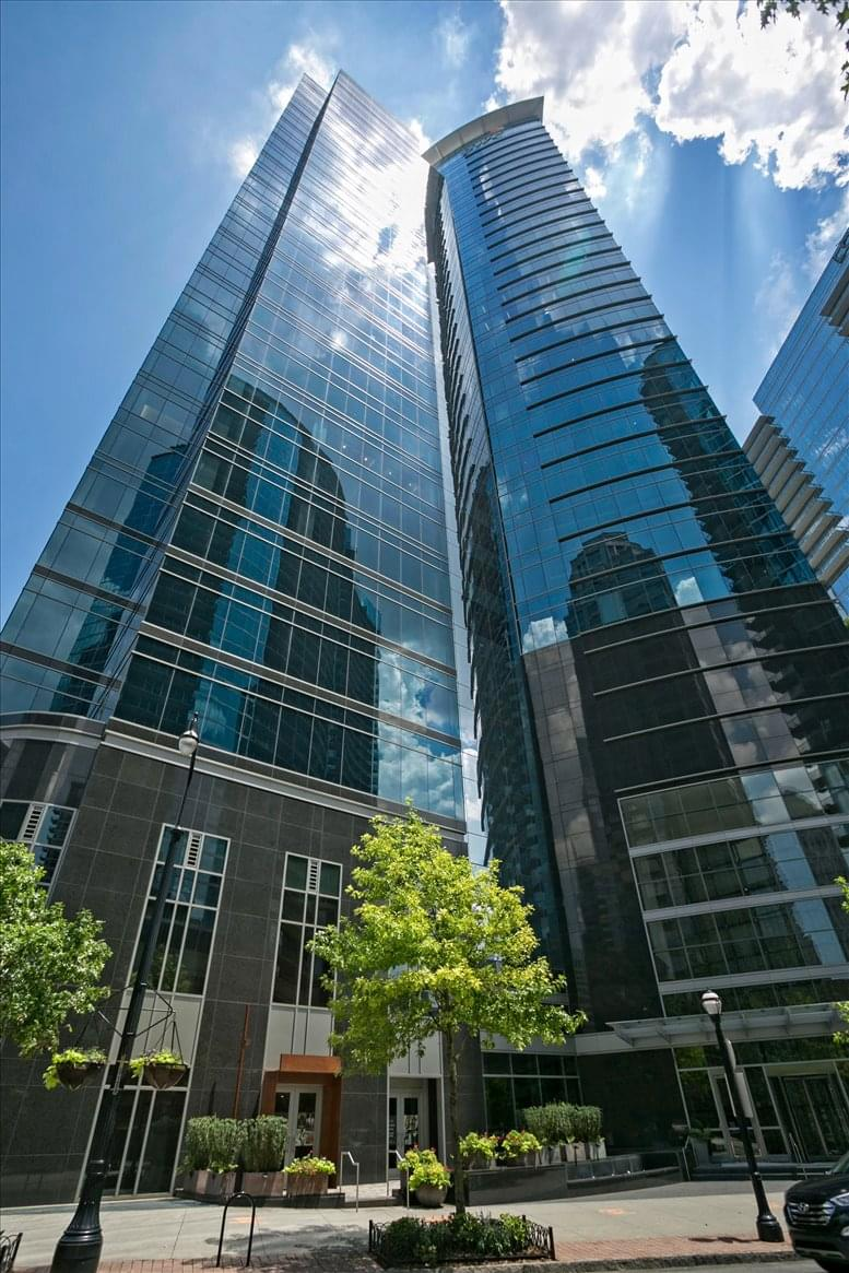 12th and Midtown, 1075 Peachtree St NE Office Space - Atlanta