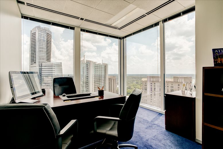 12th and Midtown, 1075 Peachtree St NE Office for Rent in Atlanta