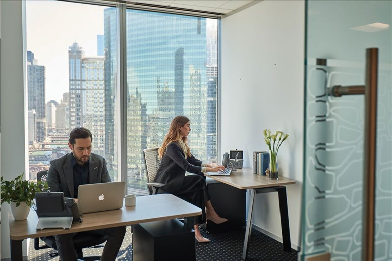 This is a photo of the office space available to rent on Figueroa At Wilshire, 601 S Figueroa St