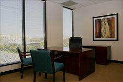 This is a photo of the office space available to rent on Howard Hughes Center, 6601 Center Dr, Suite 500