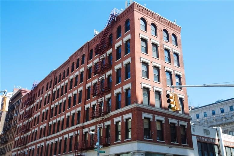 154 Grand St, SoHo, Downtown, Manhattan Office Space - NYC