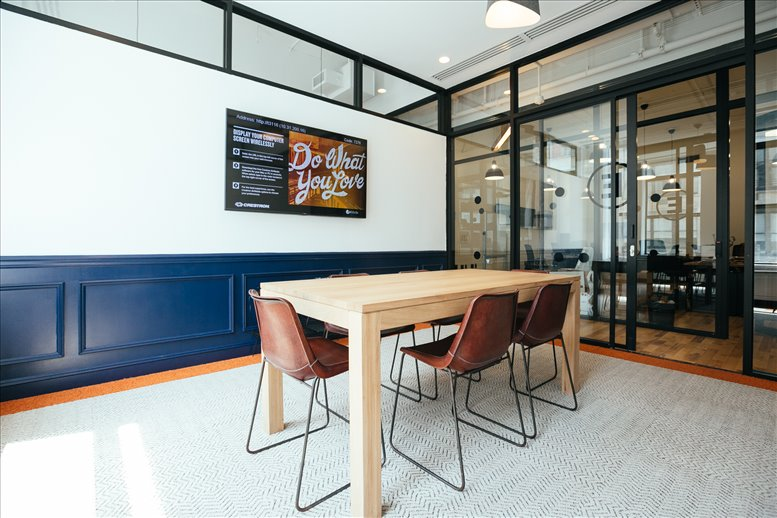 Photo of Office Space available to rent on 115 W 18th St, 2nd Fl, Chelsea, NYC