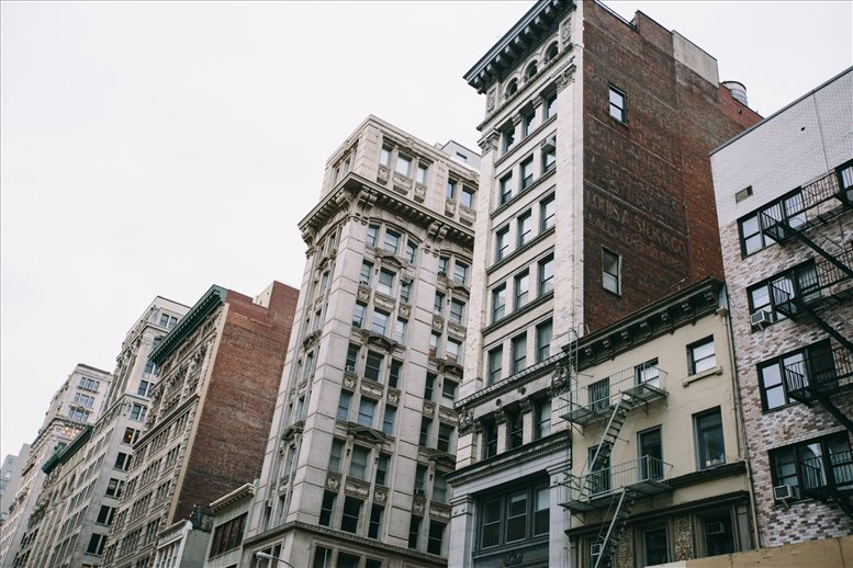 Photo of Office Space on 115 W 18th St, 2nd Fl, Chelsea NYC
