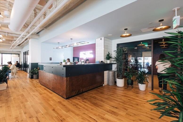 Landing In Playa Vista, 12655 W Jefferson Blvd Office for Rent in Los Angeles