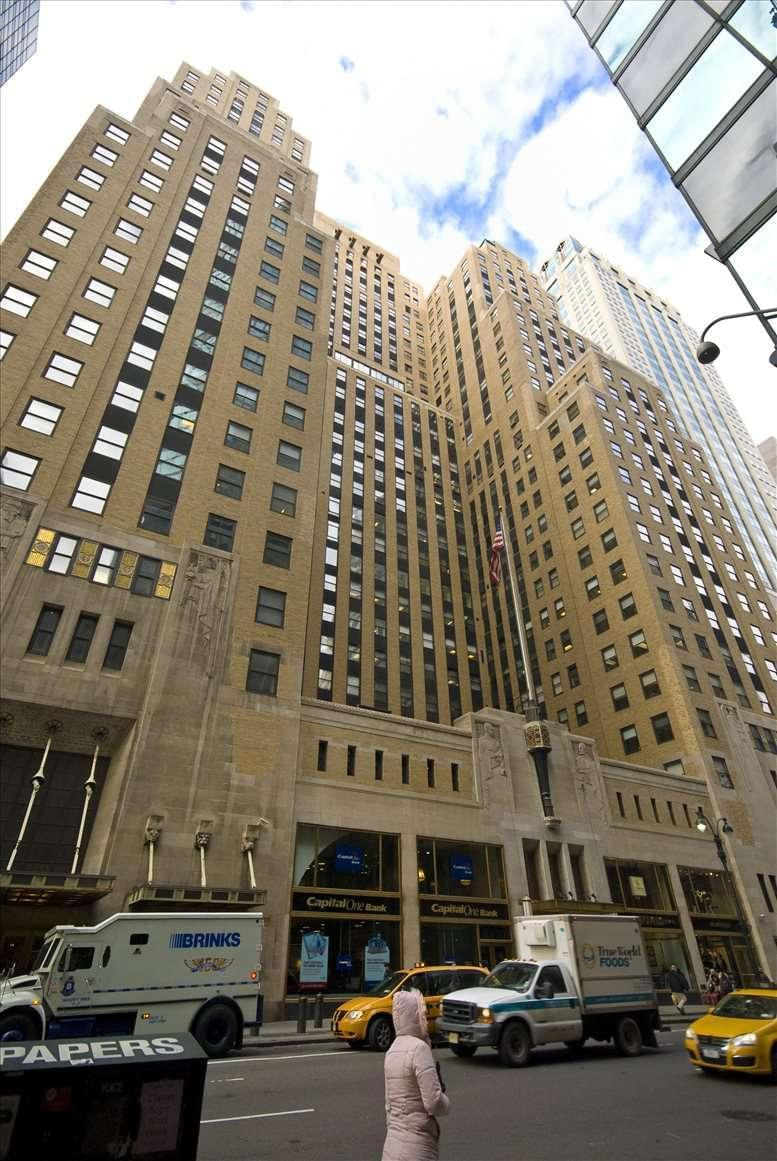 GrayBar Building, 420 Lexington Ave, Grand Central, Midtown East, Manhattan Office Space - NYC