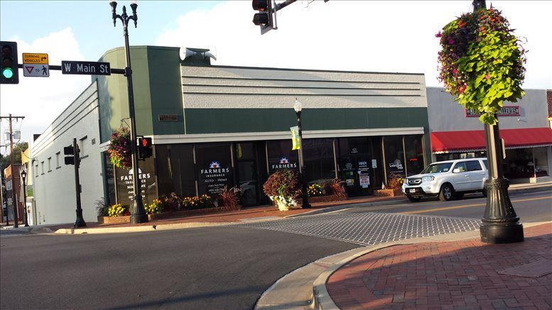 421 W Main St, Waynesboro Office Space - Richmond