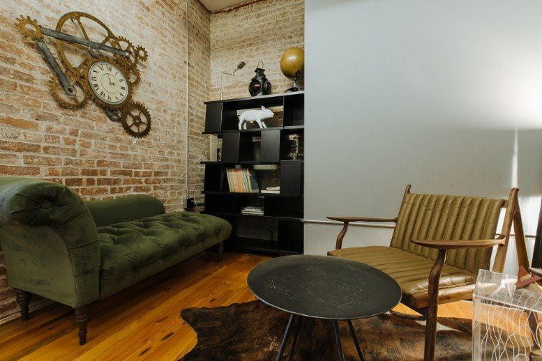 This is a photo of the office space available to rent on 1 Little W 12th St, West Village