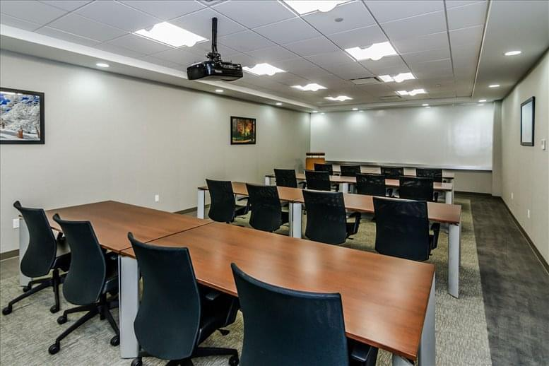 This is a photo of the office space available to rent on Totus Business Center, 105 Maxess Rd