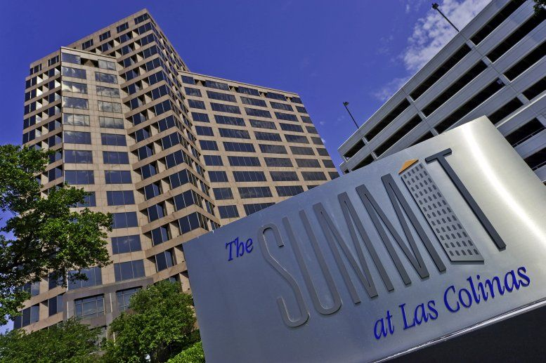 Summit @ Las Colinas available for companies in Irving
