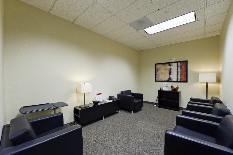 This is a photo of the office space available to rent on Summit @ Las Colinas, 545 E John Carpenter Fwy