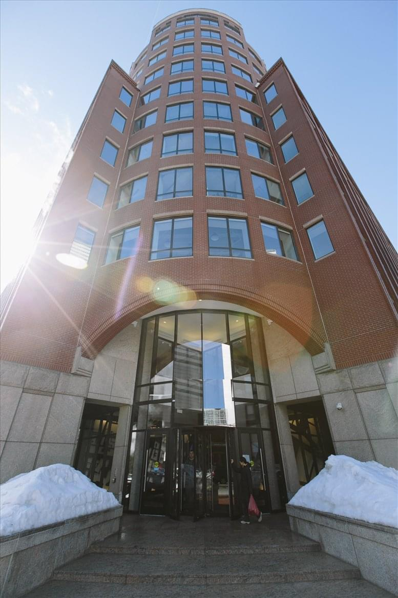 745 Atlantic Ave, Leather District Office Space - Boston