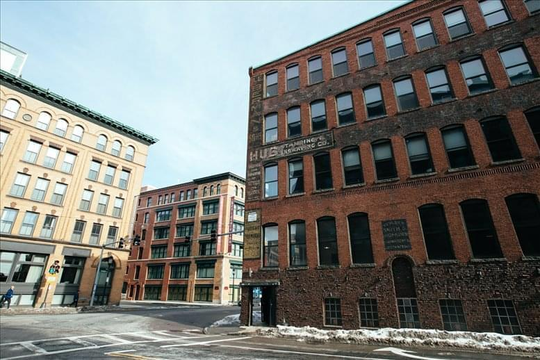 51 Melcher St, Fort Point Office Space - Boston