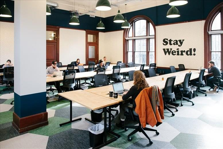 Picture of Custom House, 220 NW 8th Ave Office Space available in Portland