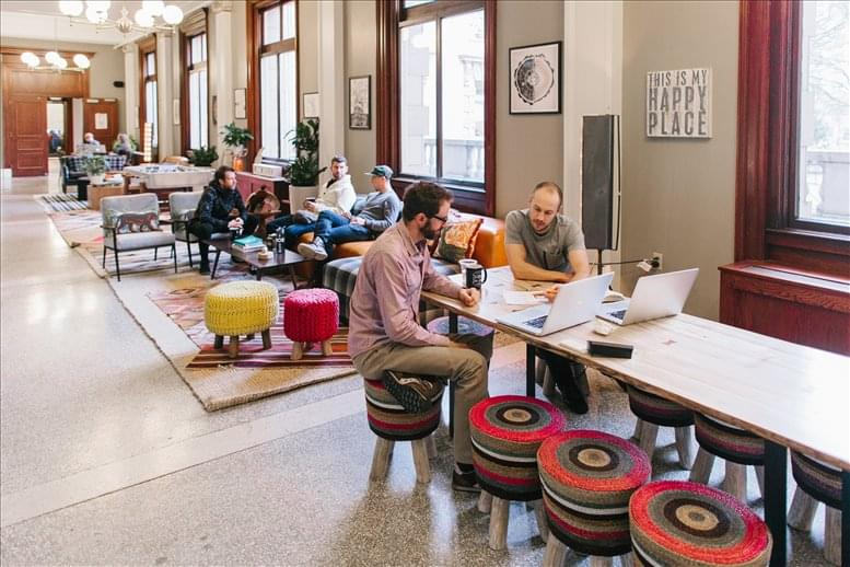 Custom House, 220 NW 8th Ave Office Space - Portland