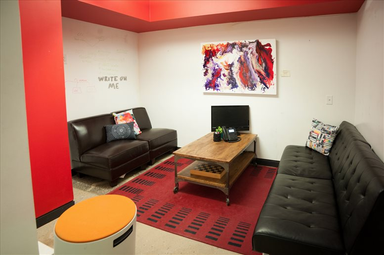 Photo of Office Space available to rent on City CoHo, 2401 Walnut St, Center City, Philadelphia