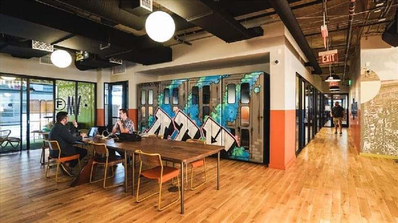Photo of Office Space on 11801 Domain Blvd, North Burnet, North Austin Austin