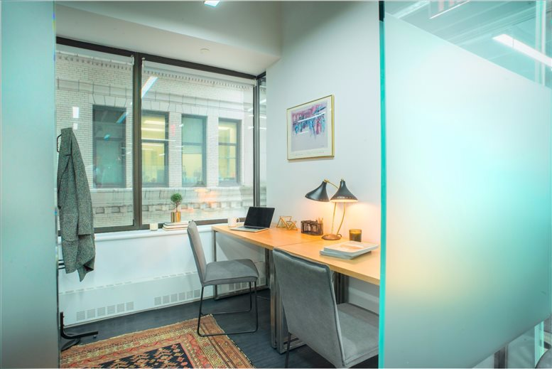 Photo of Office Space on One Exchange Plaza, 55 Broadway @ Exchange Alley, Financial District, Downtown, Manhattan NYC