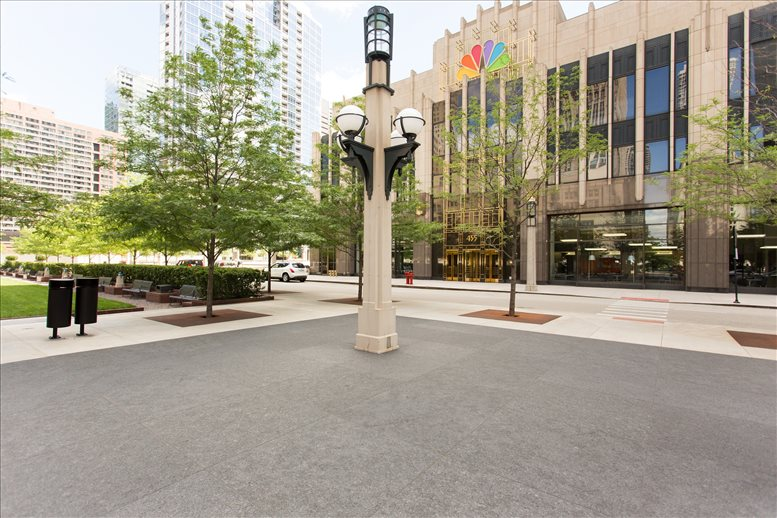 Photo of Office Space on NBC Tower, 31st Fl, N Cityfront Plaza Dr Chicago