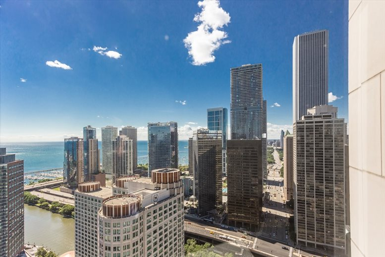 Photo of Office Space available to rent on NBC Tower, 31st Fl, N Cityfront Plaza Dr, Chicago