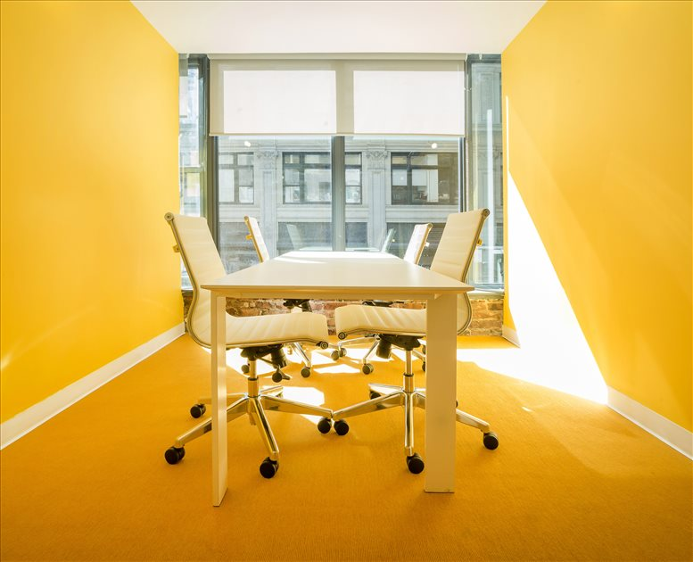 This is a photo of the office space available to rent on 234 5th Ave, Flatiron, Manhattan