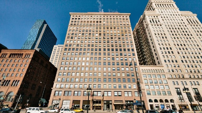 McCormick Building, 332 South Michigan Ave Office Space - Chicago