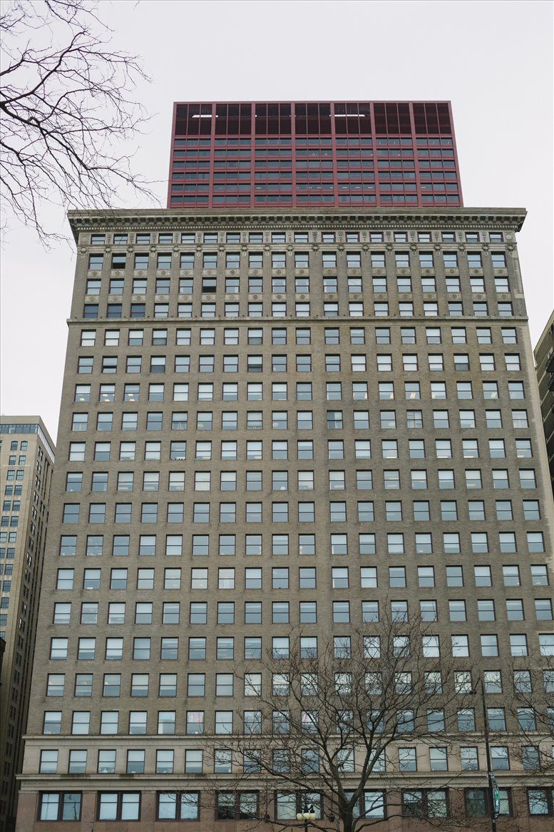 Photo of Office Space available to rent on McCormick Building, 332 South Michigan Ave, Chicago
