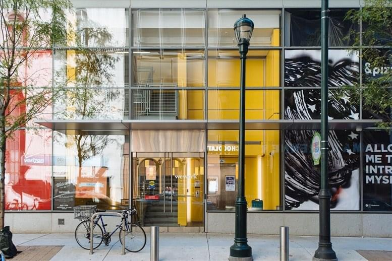 1430 Walnut St, Center City Office Space - Philadelphia