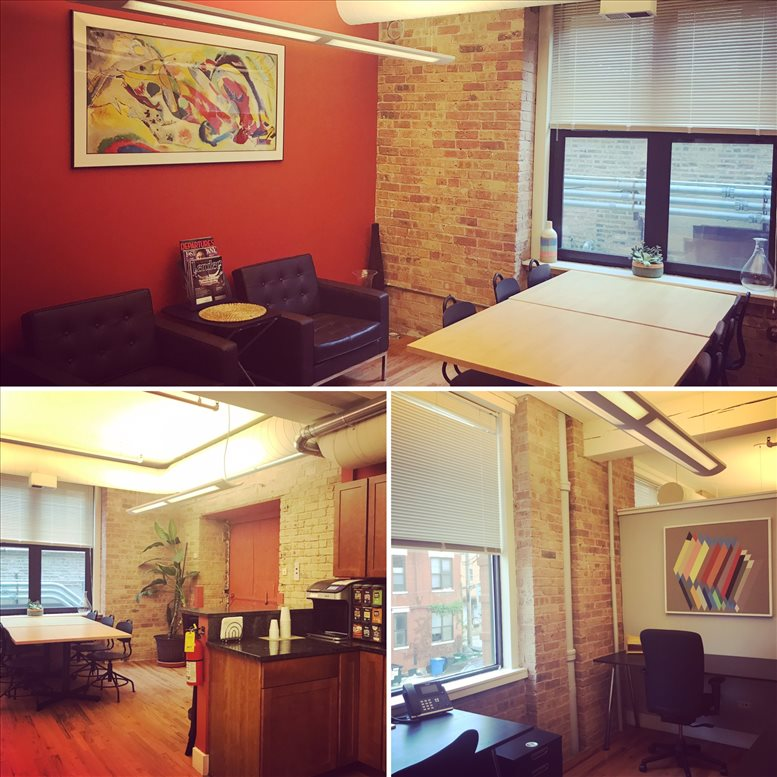1035 W Lake St, Fulton Market, West Loop Office for Rent in Chicago