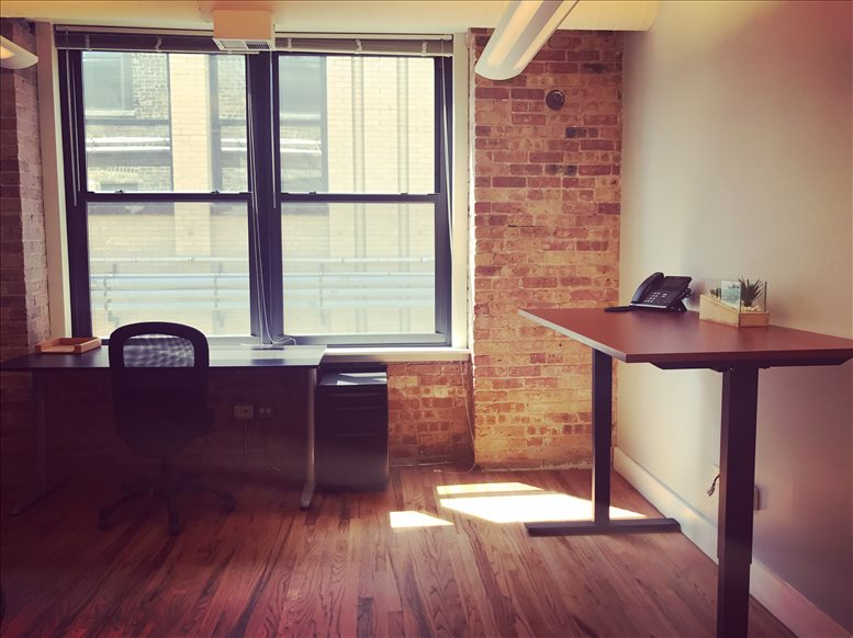 Photo of Office Space available to rent on 1035 W Lake St, Fulton Market, West Loop, Chicago