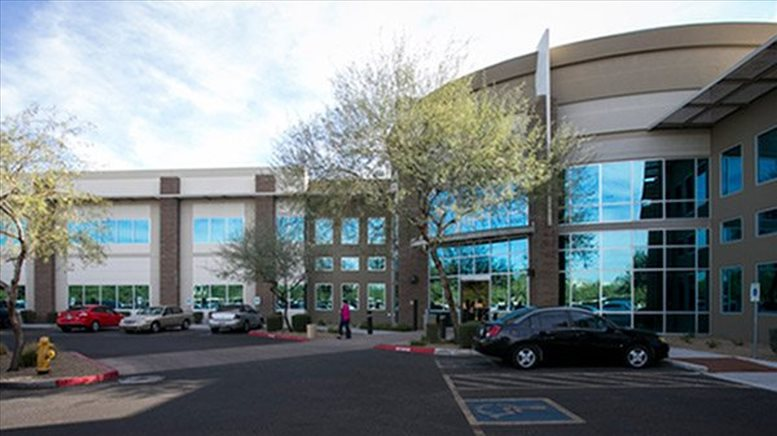 Thunderbird Office Park available for companies in Peoria