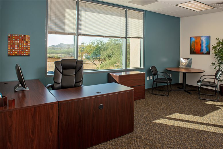 2155 W Pinnacle Peak Rd, Corridors Phoenix Office for Rent in Phoenix