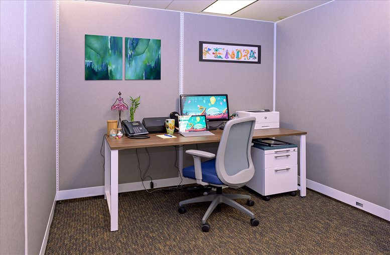 This is a photo of the office space available to rent on 2155 W Pinnacle Peak Rd, Corridors Phoenix