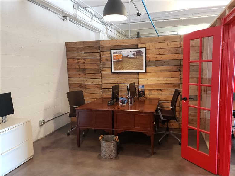 This is a photo of the office space available to rent on 1016 Clare Ave, Warehouse District