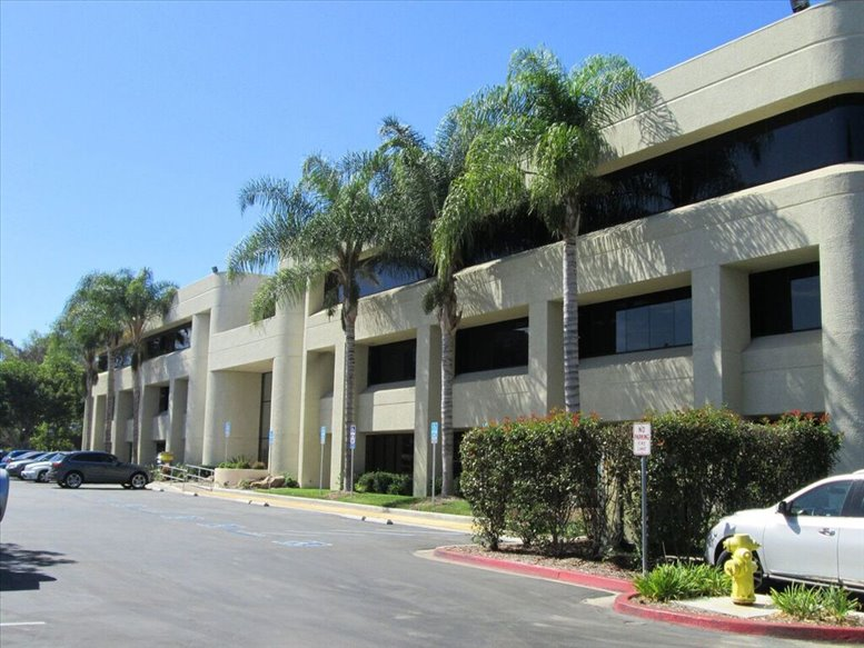 Sorrento Ridge Corporate Center, 7220 Trade St, Miramar Office for Rent in San Diego