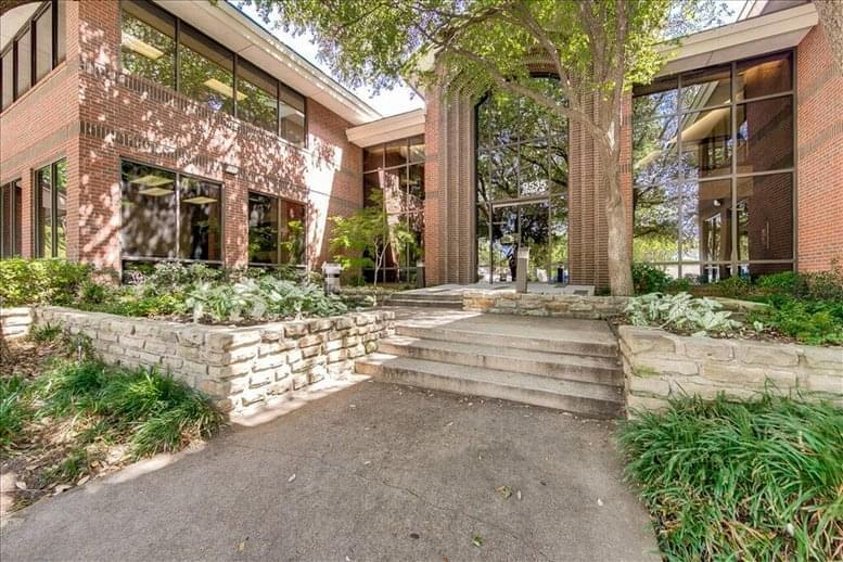 Waterview Office Center available for companies in Dallas