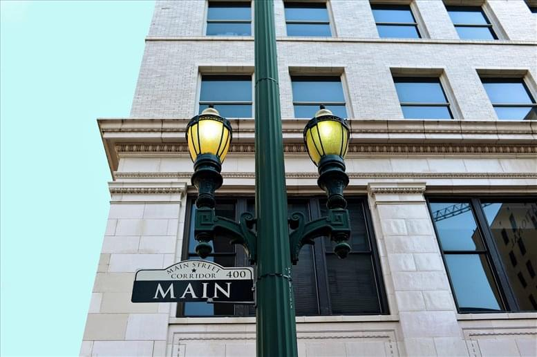 Scanlan Building available for companies in Downtown Houston