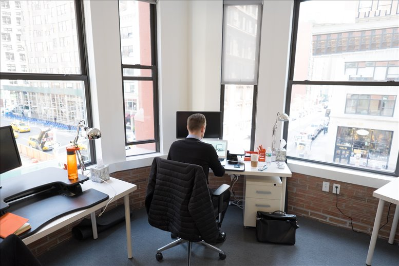 Photo of Office Space on 246 5th Ave, NoMad Manhattan