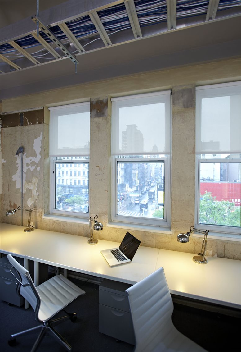 This is a photo of the office space available to rent on 85 Delancey St, Lower East Side, Downtown, Manhattan