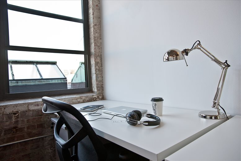 This is a photo of the office space available to rent on 33 Nassau Ave, Brooklyn
