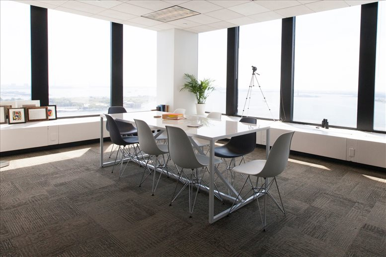 1 State Street Plaza Office Space - New York City