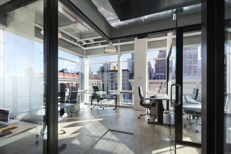 433 Broadway, SoHo, Downtown, Manhattan Office Space - NYC