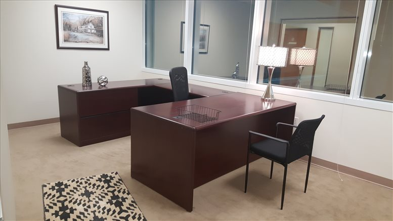 This is a photo of the office space available to rent on 3000 Atrium Way